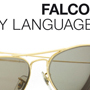 """druckfrisch: """"falco's many languages"""""""