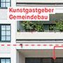 tipp: kunstgastgeber gemeindebau am schöpfwerk