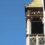 """buchpräsentation: """"das goldene dachl und seine rätselhafte inschrift"""""""